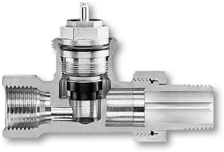 2200 Series Thermostatic Radiator Valve From Istec