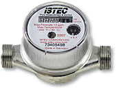 Water Meter Series 1700 Single Jet