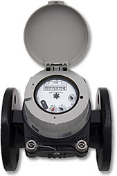 Water Meter Series 1700 Woltmann Design